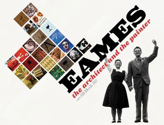 Documentário sobre o casal Eames por primeira vez no Brasil, Divulgação