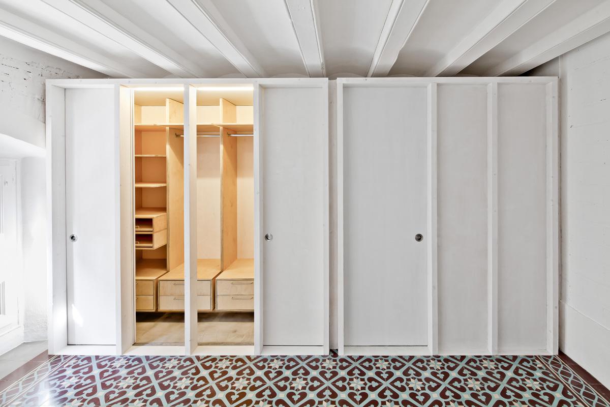 Galeria de reforma de apartamento em barcelona vora arquitectura 8 - Reformas de apartamentos ...