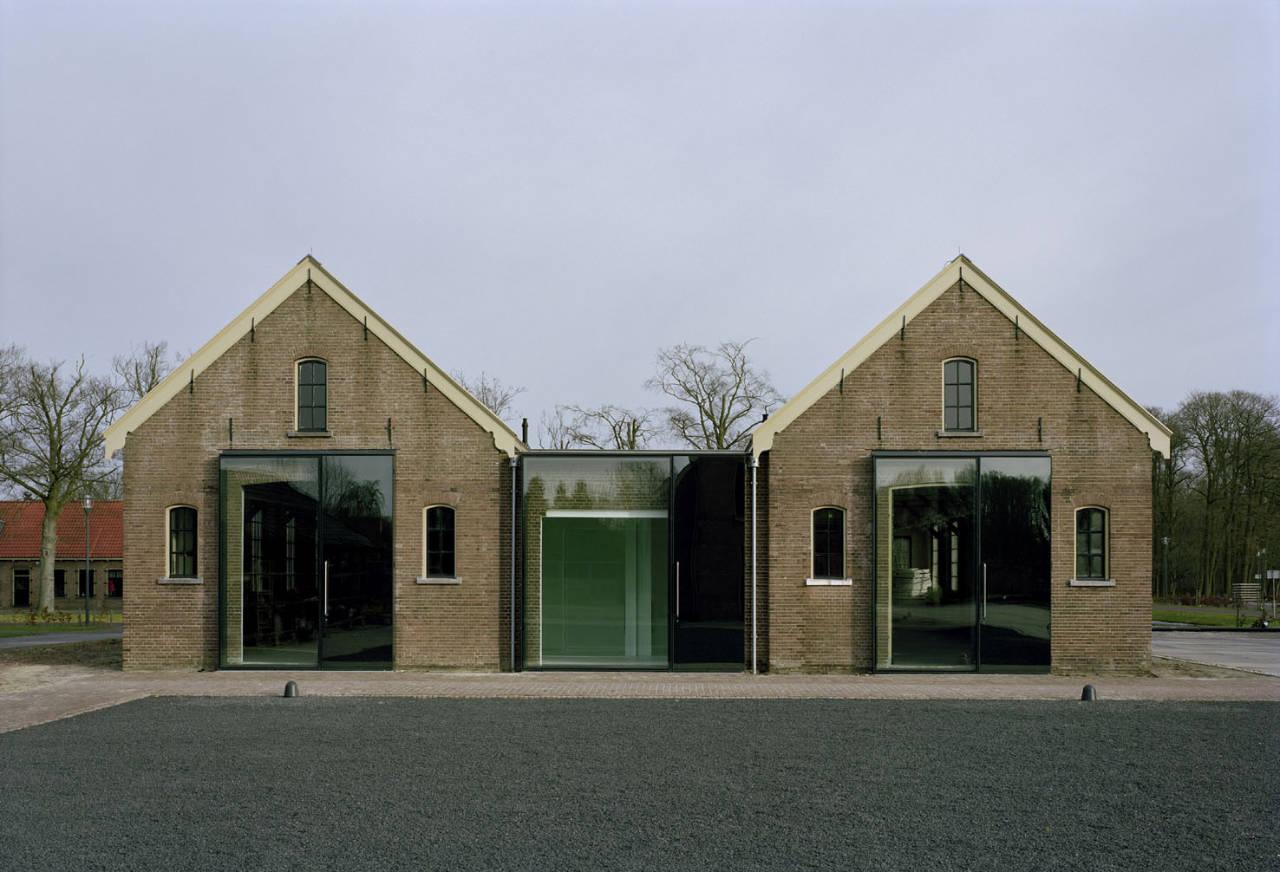 Centro de Exposição e Museu / Atelier Kempe Thill, © Ulrich Schwarz