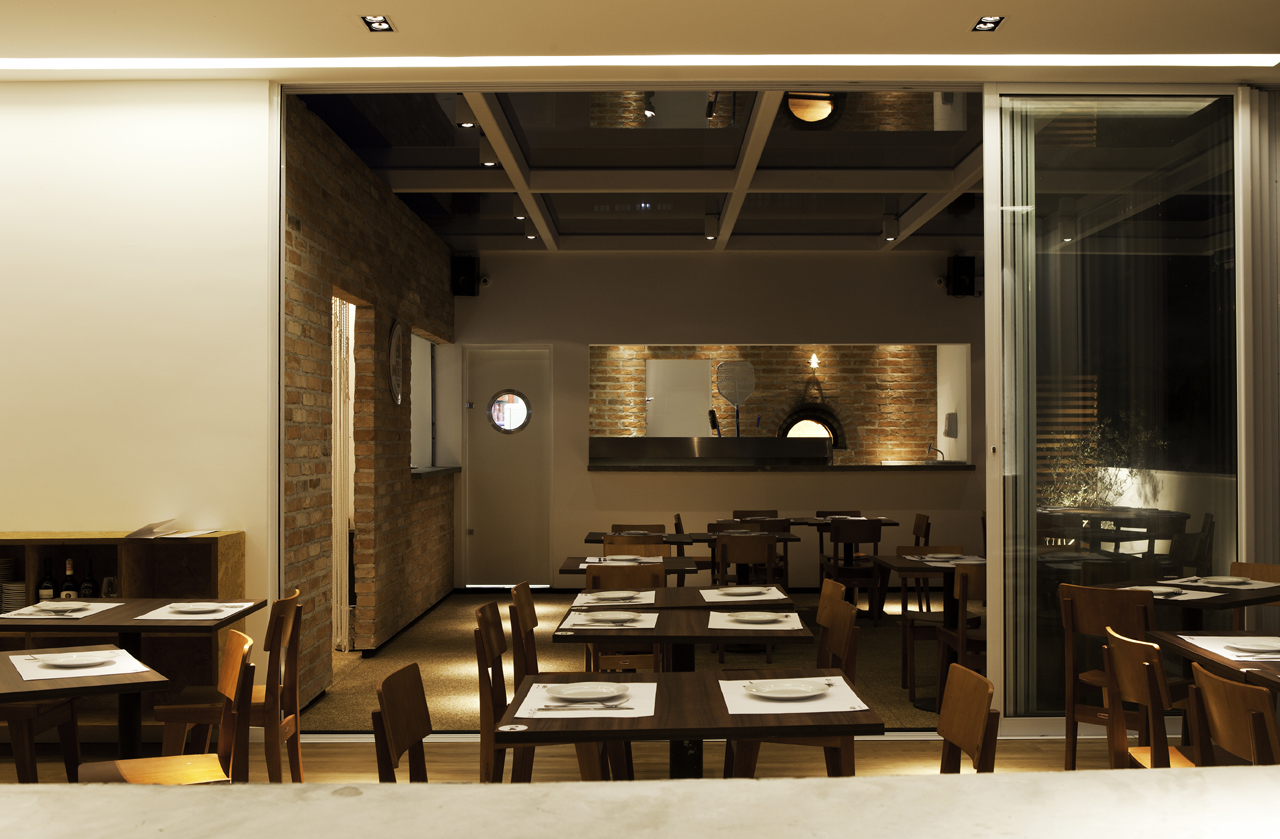 Restaurante Peperino / ALN Arquitetos , © Alexandre Dotta