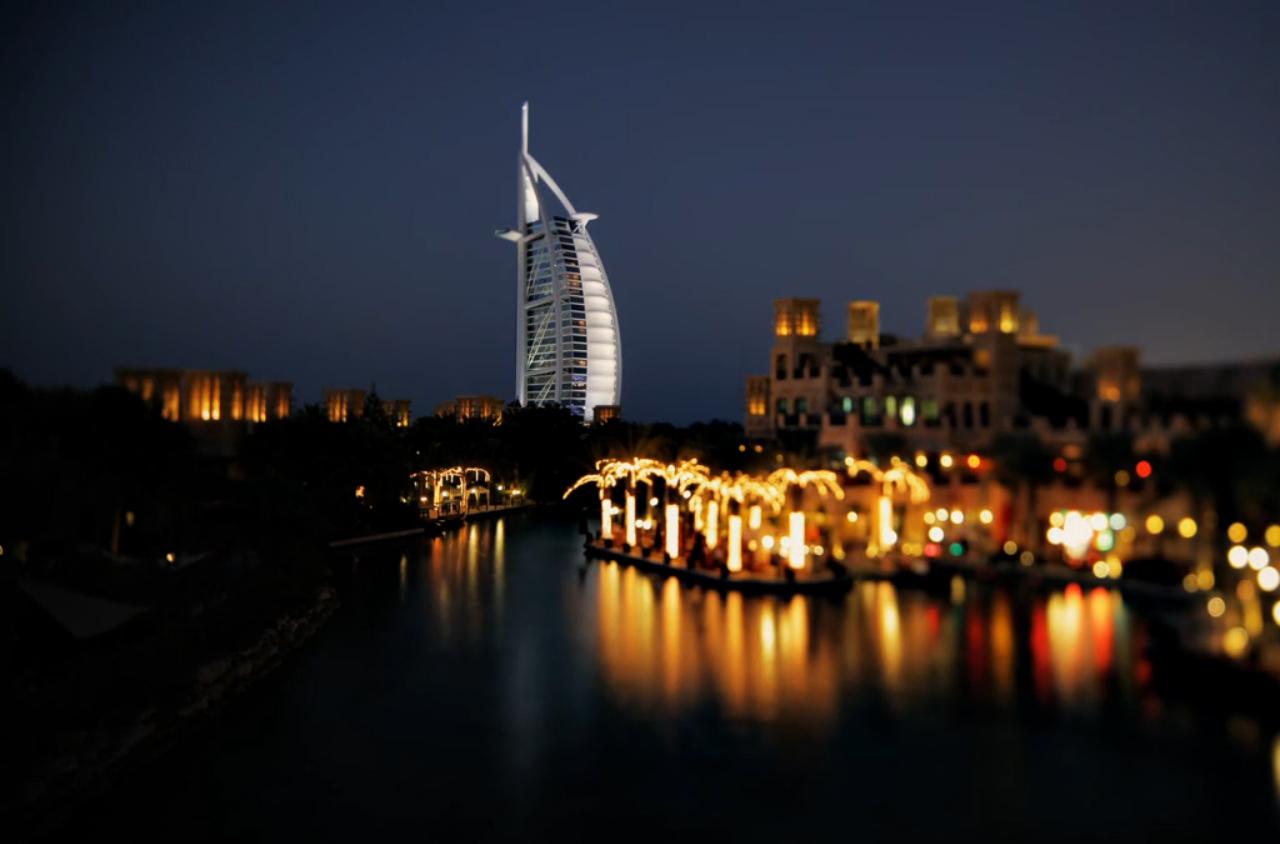 Video:Time-Lapse de Dubai, Divulgação