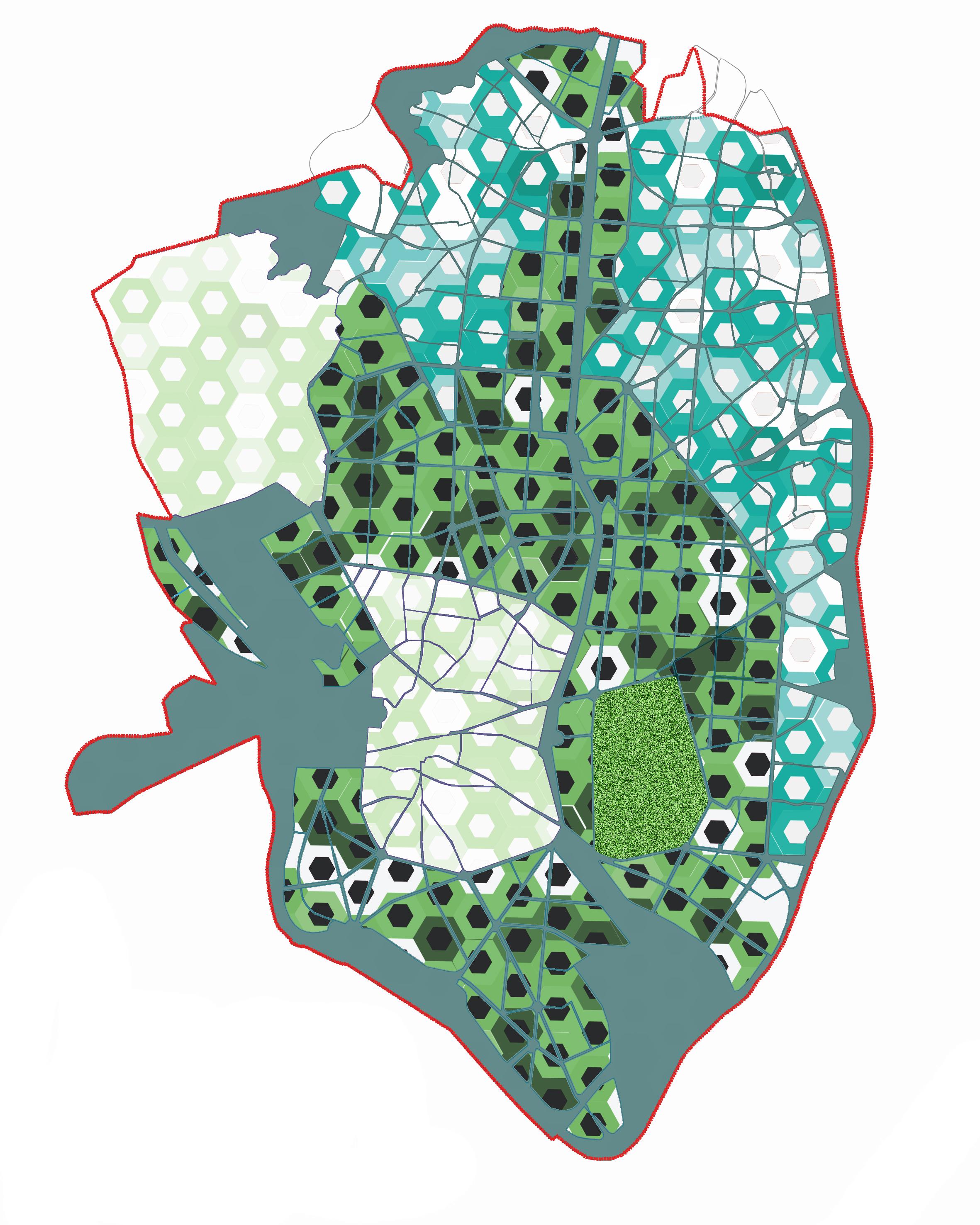 Novo urbanismo de transformação e reciclagem: Projeto Madrid Centro