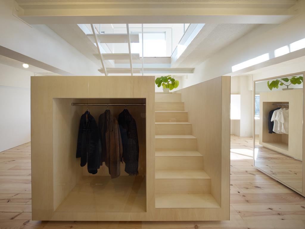 Casa em megurohoncho torafu architects archdaily brasil for Disenar espacios interiores