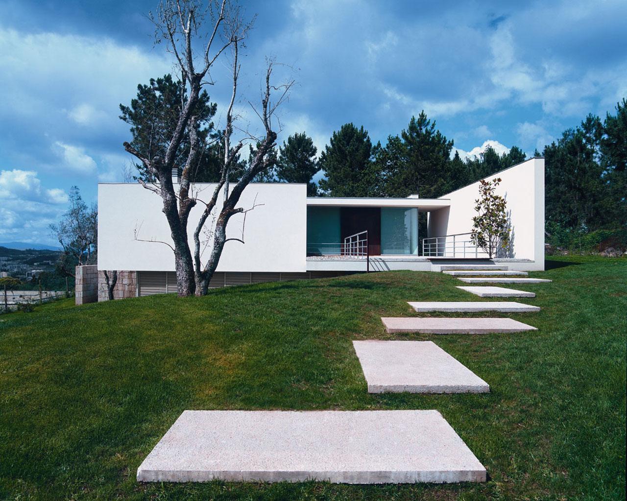 Casa Lote 9 Fraião / Topos Atelier de Arquitectura, © Xavier Antunes