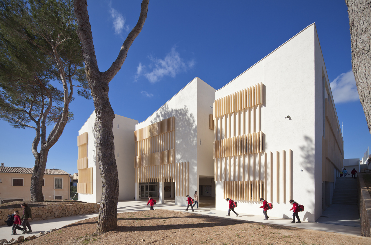 Ampliação da Escola CEIP Es Cremat / Duch Pizá Arquitectos, © Jaime Sicilia