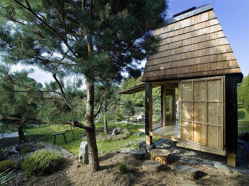 Casa de Chá Chapéu / A1 Architects, © A1Architects