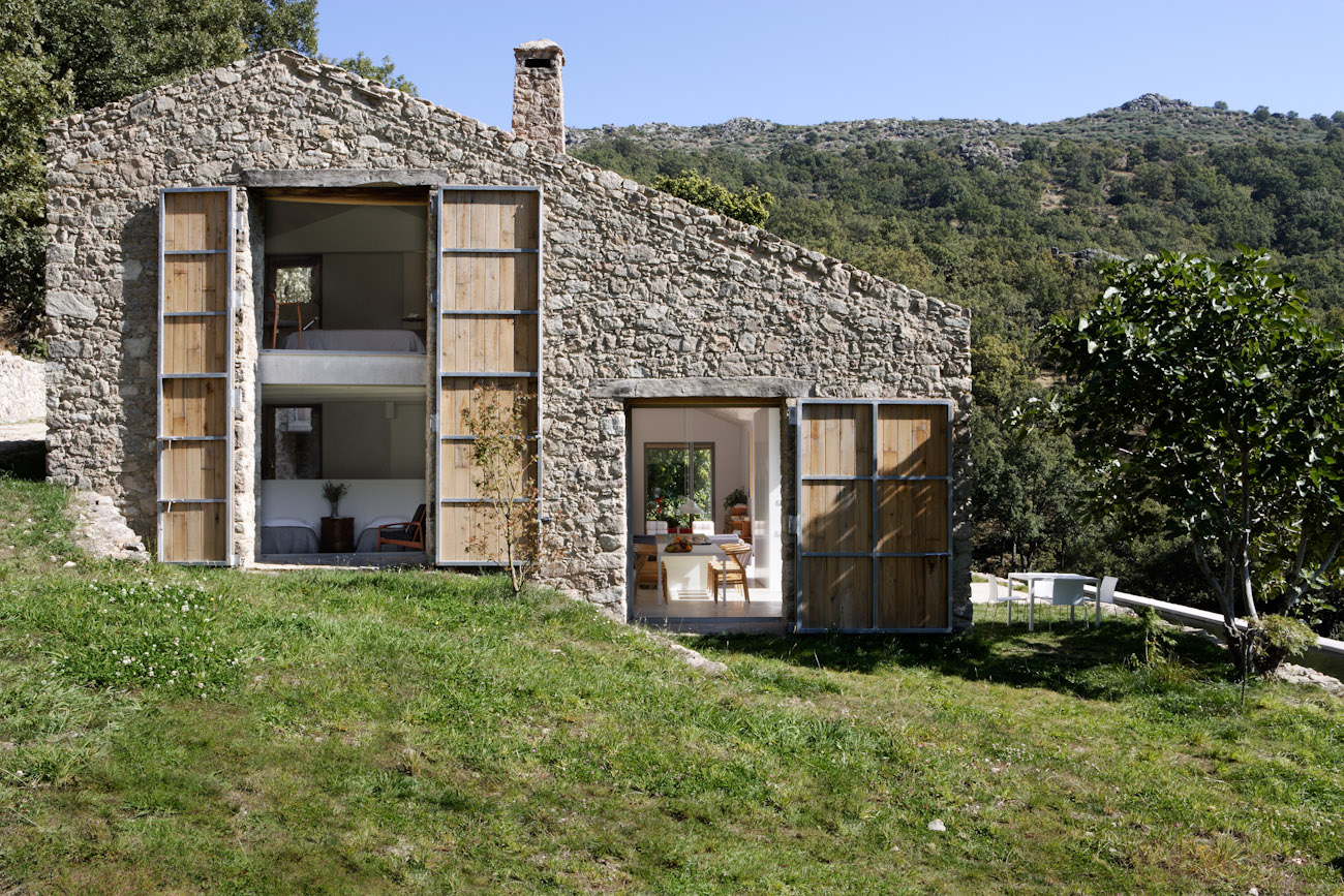 Quinta da Extremadura / Ábaton Arquitectura, © Belén Imaz
