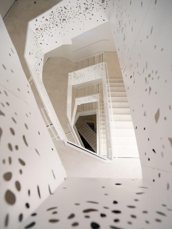 Departamento de Filosofia da NYU / Steven Holl Architects, © Andy Ryan