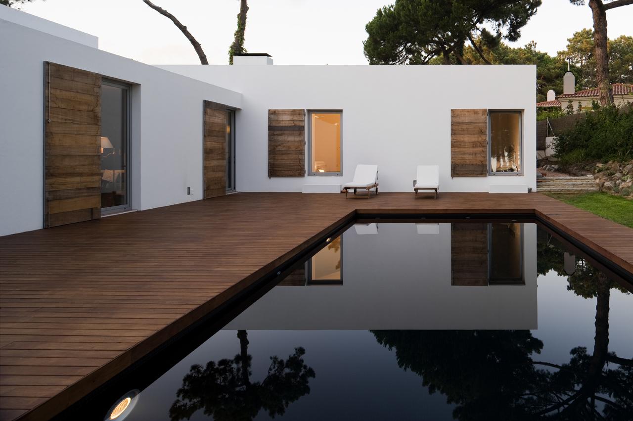 Casa no Banzão ll / Frederico Valsassina Arquitectos, © Cortesia de Frederico Valsassina Arquitectos