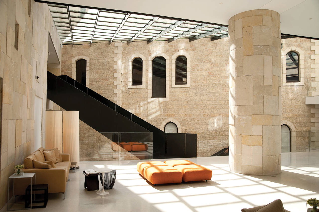 Mamilla Hotel / Safdie Architects , © Ardon Bar Hama