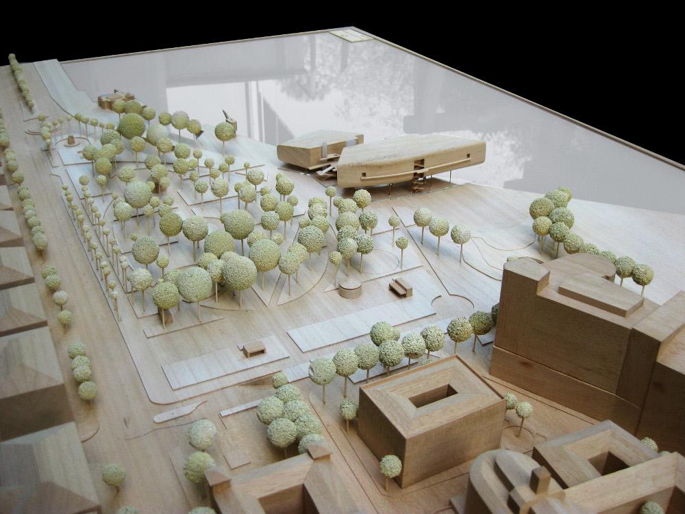 Centro de Arte Botín  / Renzo Piano, Botín Center. © Renzo Piano