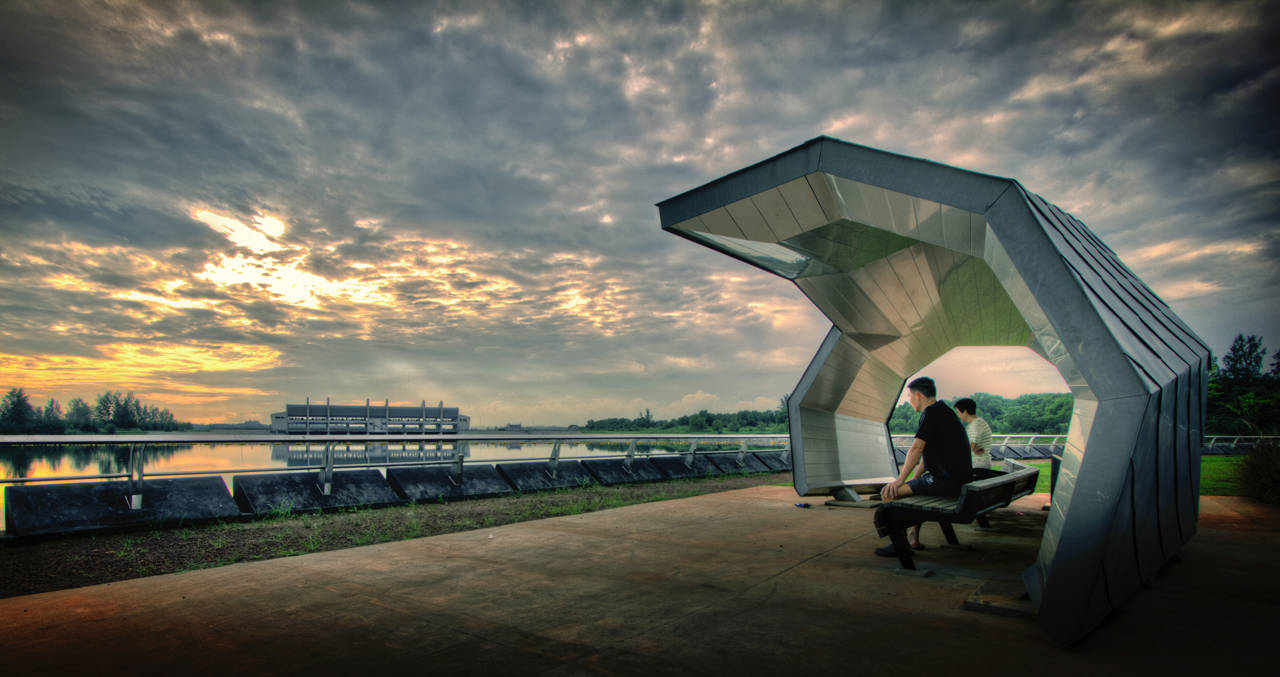 Punggol Promenade / LOOK Architects, © Choo Meng Foo