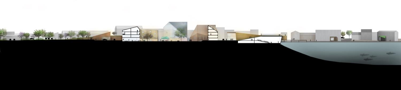 04 >> Galeria de 1° Lugar: Centro da Cidade de Klaksvík / Henning Larsen Architects - 6
