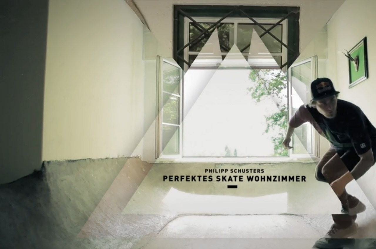 Video: Skate Villa / Philipp Schuster, Imagens do video