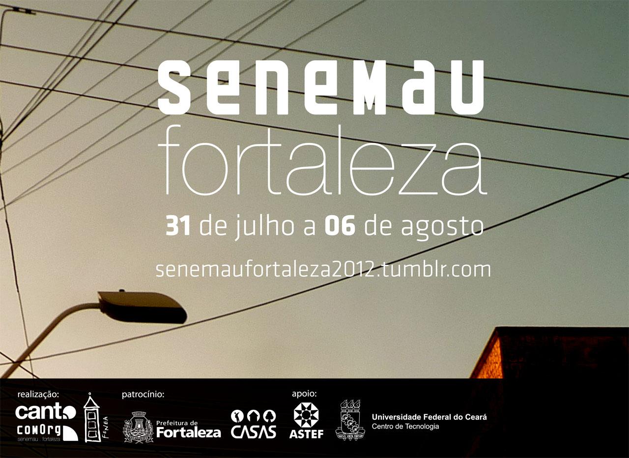 Senemau 2012 - FeNEA / Fortaleza - CE, Divulgação