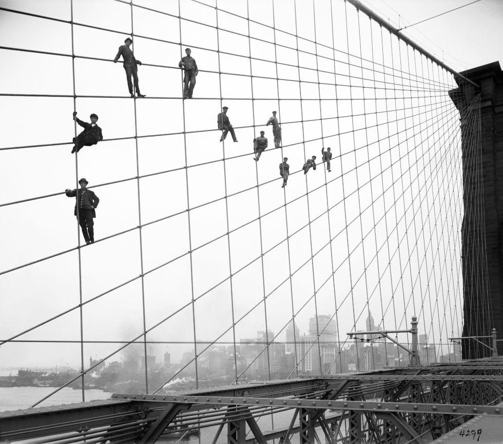 A História de Nova Iorque em imagens, Via El País