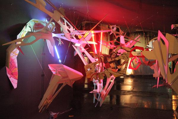 Supernova Work in Progress Faíscas + SMAEL no Circo Voador / Rio de Janeiro - RJ, Via Studio X