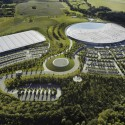 McLaren Production Centre, Surrey,Reino Unido de Foster + Partners © McLaren Marketing Ltd