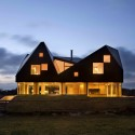 The Dune House, Suffolk,Reino Unido de Jarmund Vigsnaes Architects & Mole Architects © Chris Wright