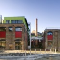 Toffee Factory, Newcastle upon Tyne, Reino Unido de xsite architecture © Jill Tate