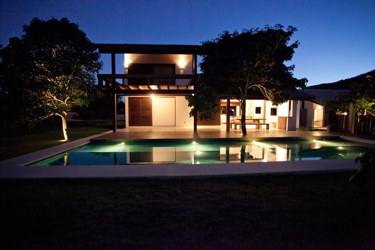Casa no Rio Vermelho / Mauri Gomes, © Cid Junkes