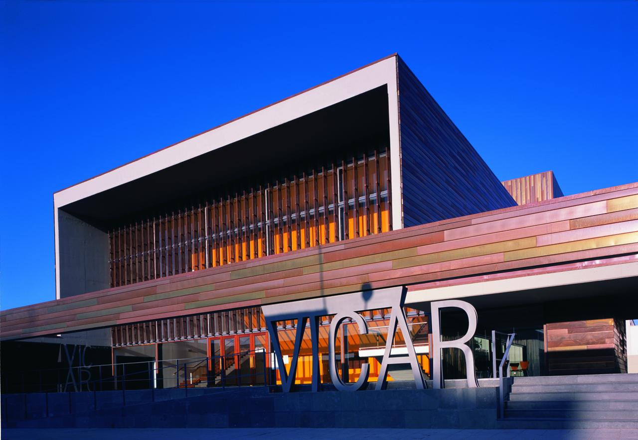 Teatro Vícar / Gabriel Verd Arquitectos, © Carl Lang