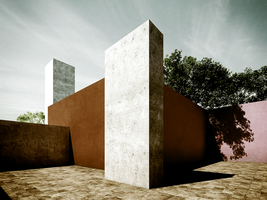 Clássicos da Arquitetura: Casa Luis Barragán / Luis Barragán, © flickr LrBln