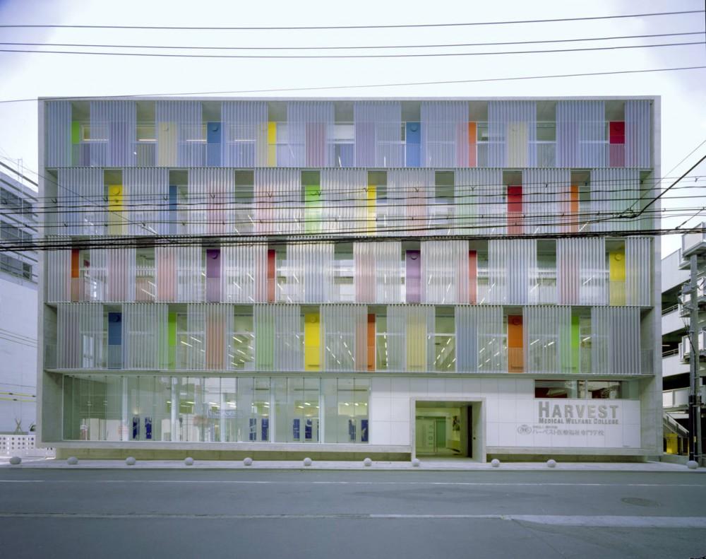 Universidade de Medicina Harvest / Shogo Iwata, © Yoshihisa Araki