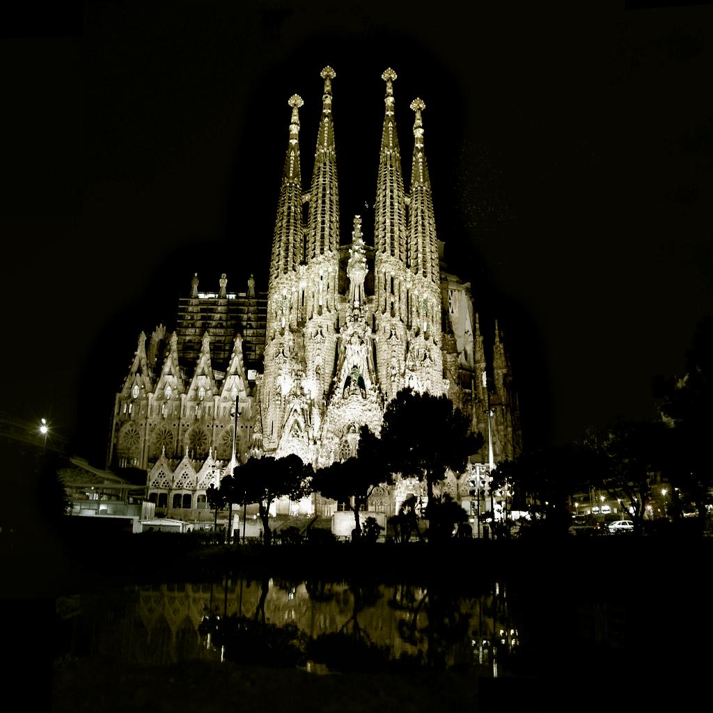 Clássicos da Arquitetura: Sagrada Família / Antoni Gaudí, © flickr matte78