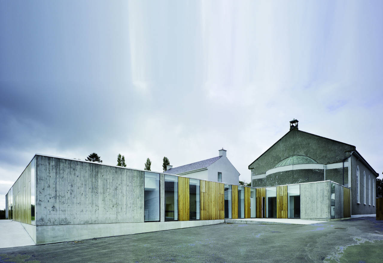 Knocktpher Friary / ODOS Architects, Cortesia de ODOS Architects