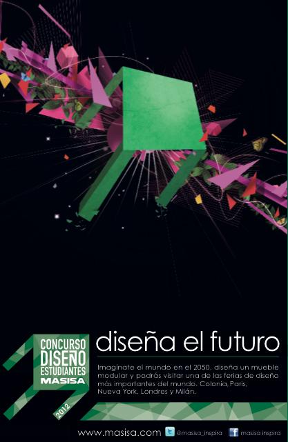 Concurso de Projeto para Estudantes Masisa: Projeta o Futuro! , Divulgação
