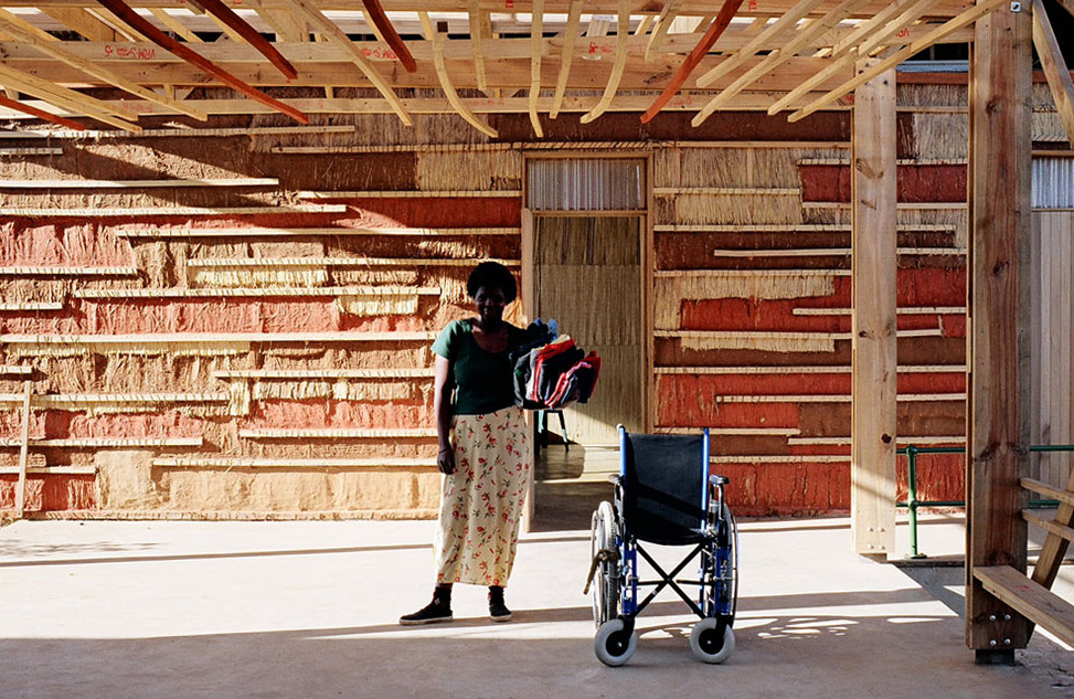 Living Tebogo / BASEhabitat, © Sabine Gretner