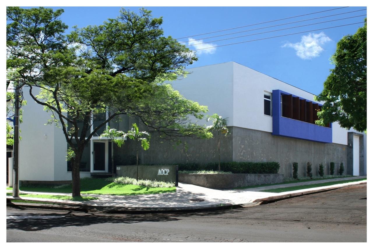 AOCP / Verri & Galvão Arquitetos