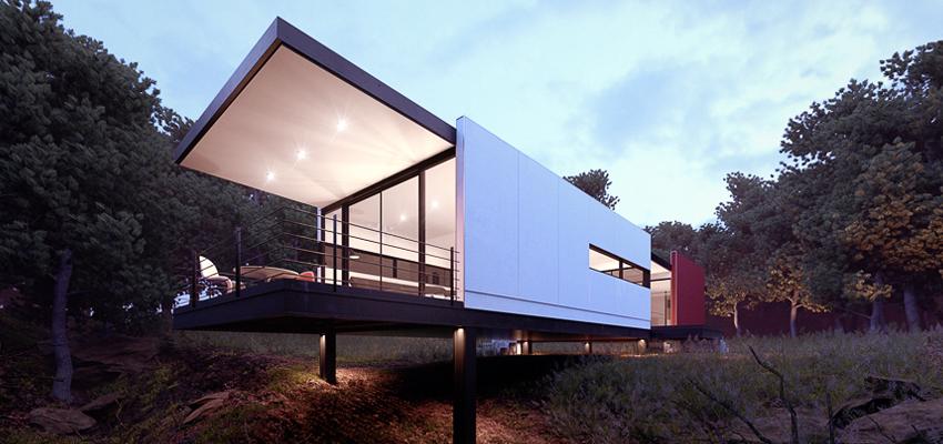 Tecnologia e Arquitetura: Matt Guetta, © Matt Guetta