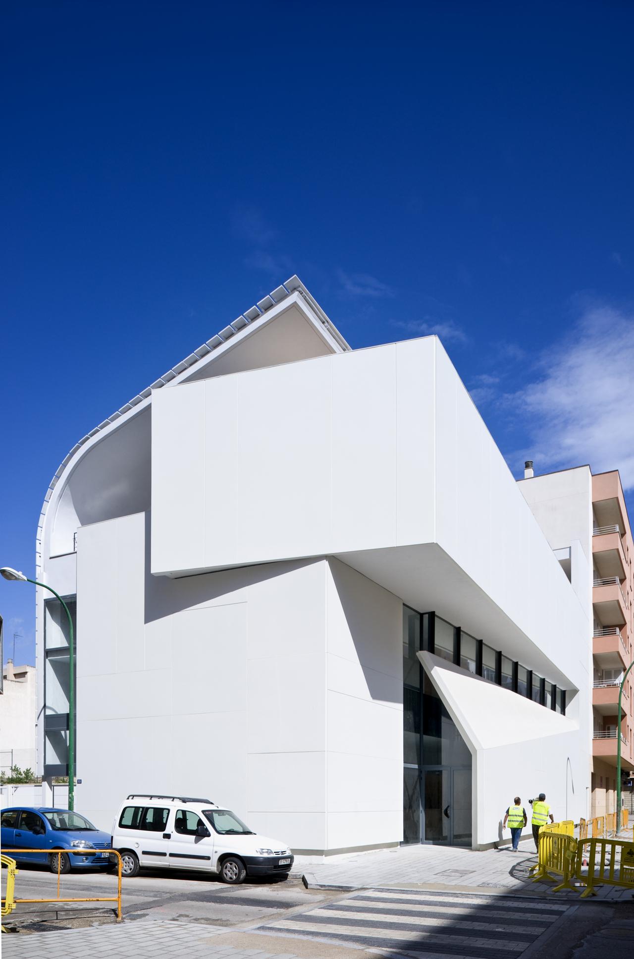 Centro Comunitário Ses Veles / Duch Pizá Arquitectos, © Jaime Sicilia
