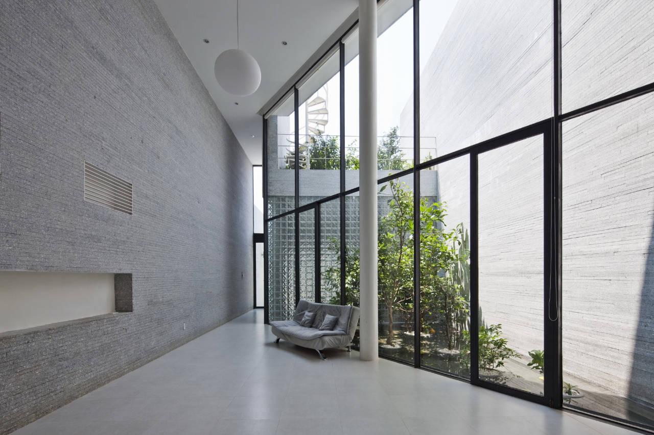 Casa Gia Lai / Vo Trong Nghia Architects, © Hiroyuki Oki