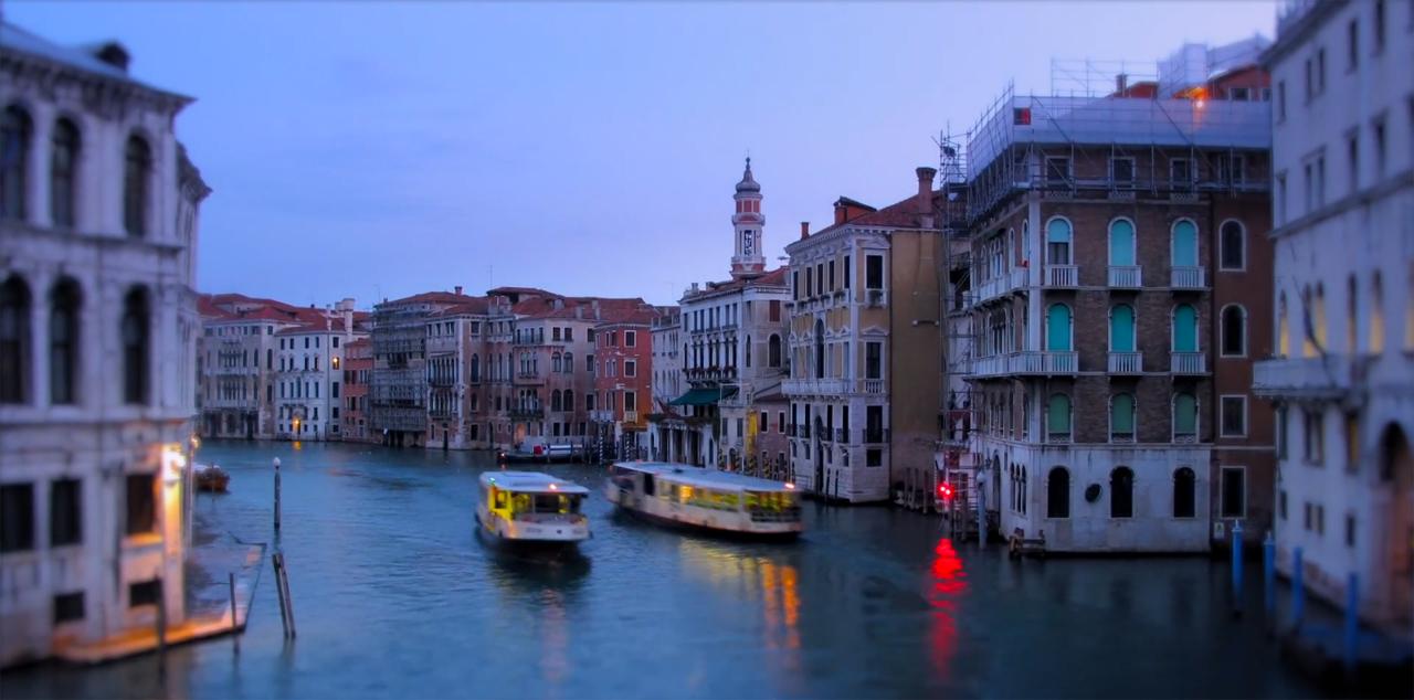 Vídeo: Veneza em um dia , Veneza