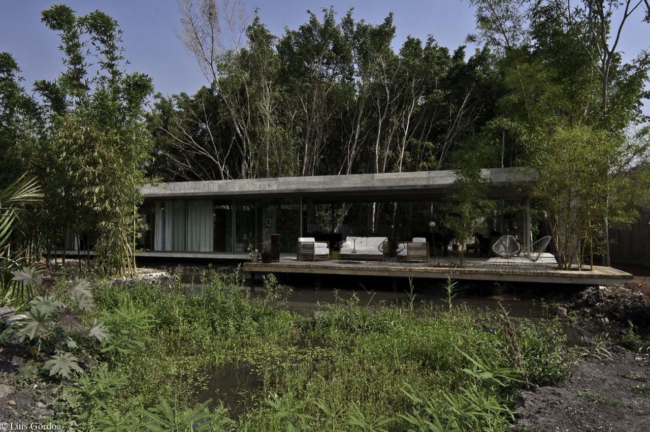 Casa Semente / T3arc, © Luis Gordoa