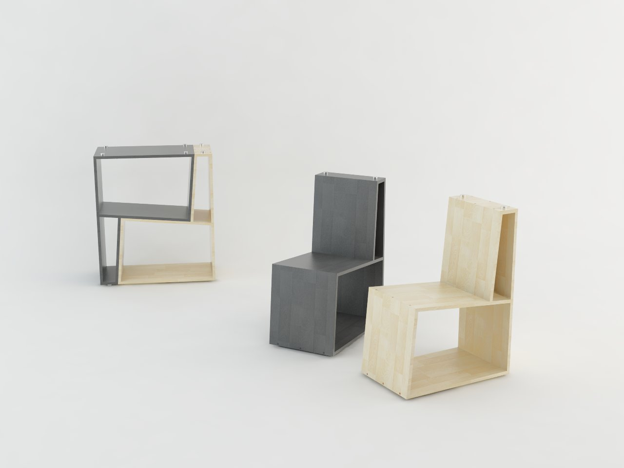 Cadeira Bi / Elemento Diseño, Cortesia de Elemento Diseño