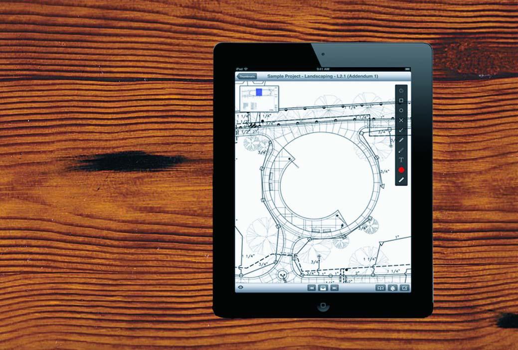 App para iPad que poderia mudar a indústria da construção, © PlanGrid