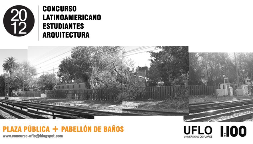 Concurso Latino-americano Estudantes UFLO 1:100, Divulgação