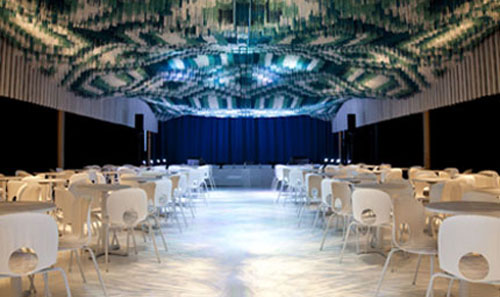 Monsoon Club/ Awa Lighting Designers, Via Enlighter