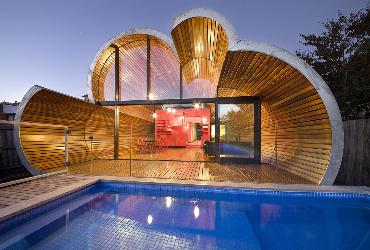 Casa Nuvem / McBride Charles Ryan, © John Gollings
