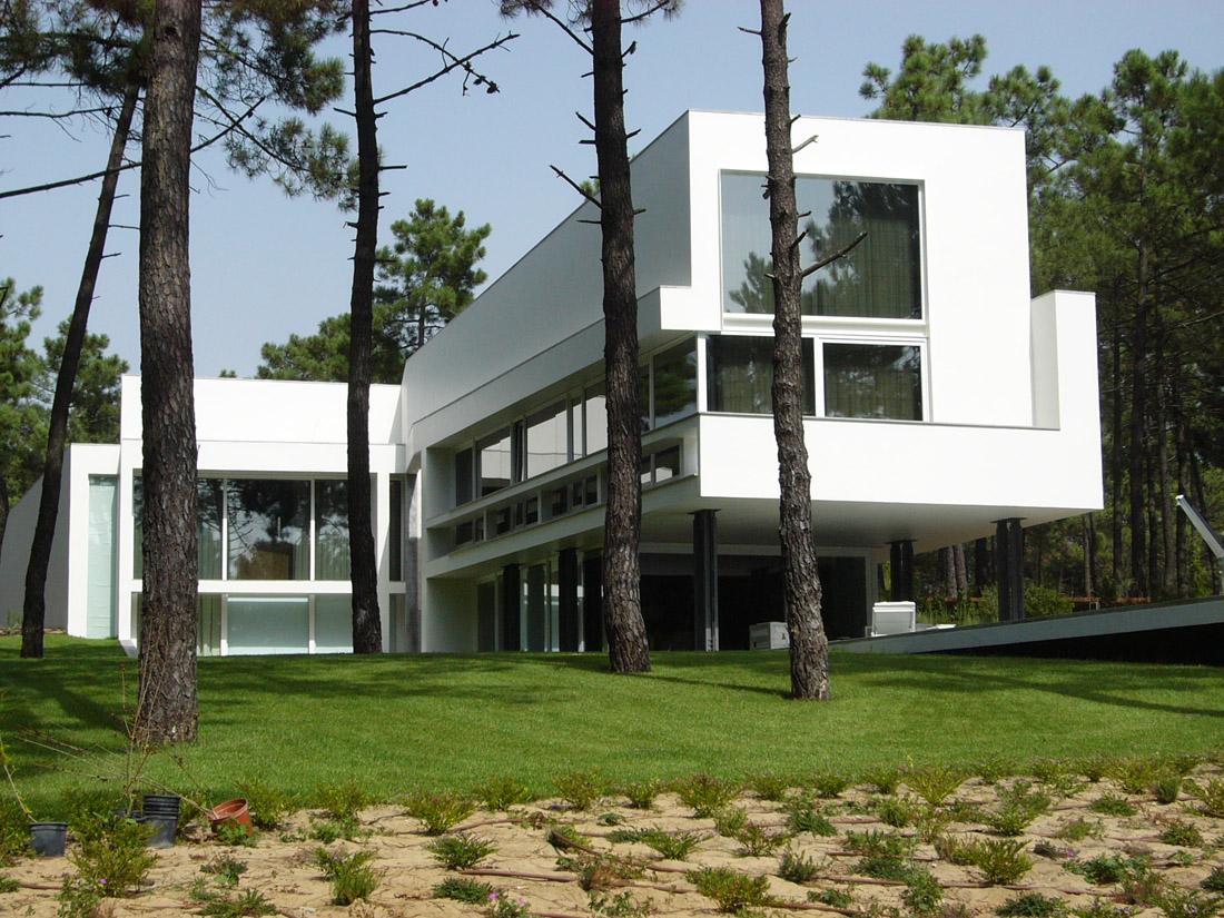 Casa II em Aroeira / ARX Portugal, © Telmo Miller