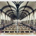 Biblioteca Sainte-Geneviève, Paris © Franck Bohbot