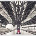 Estação de Trem Alvia, Barcelona © Franck Bohbot