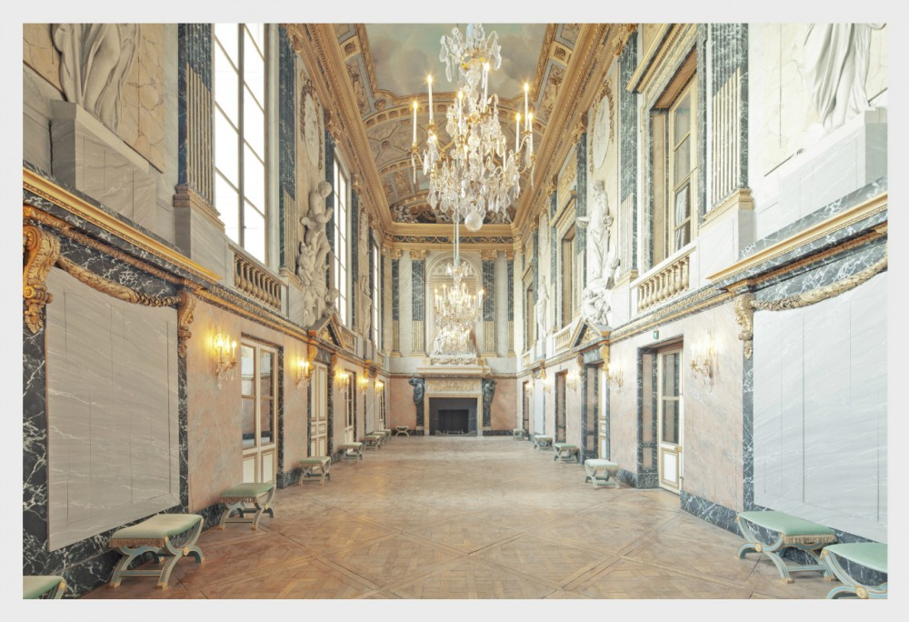 "Fotografia: ""Respeite o Arquiteto"" por Franck Bohbot, Le Foyer, Versailles © Franck Bohbot"