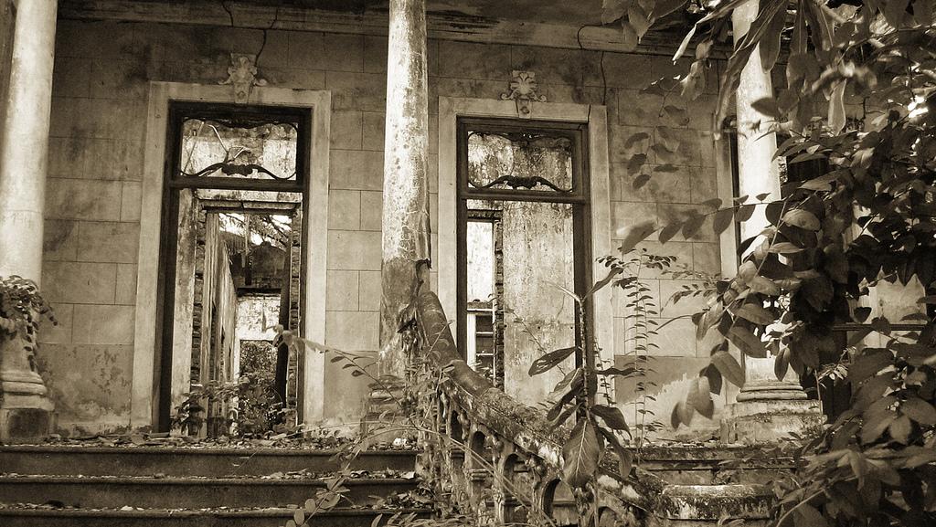 Poesia e Arquitetura: Olhei os muros da pátria minha / Francisco de Quevedo, © flickr C_Melo