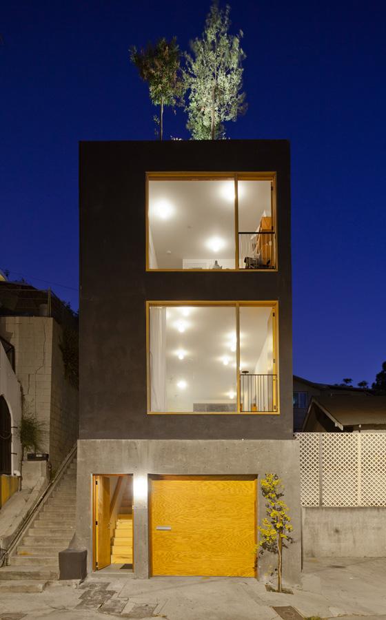 Ninho de enguias / Anonymous Architects, © Steve King