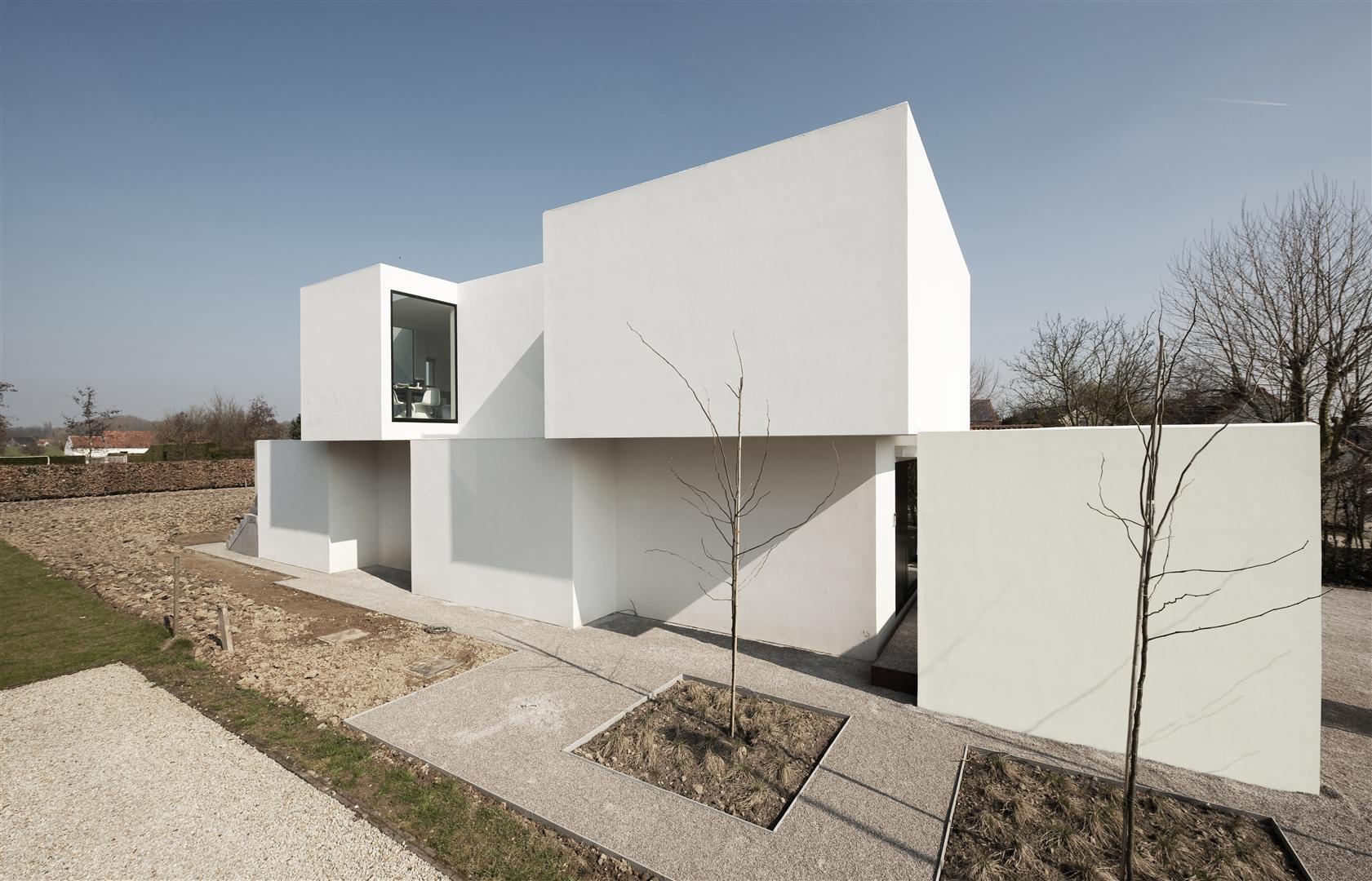 Casa D-Z / GRAUX & BAEYENS Architecten, © Luc Roymans